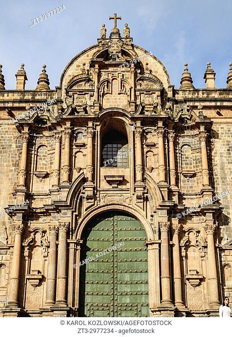 Cathedral of Cusco, Peru