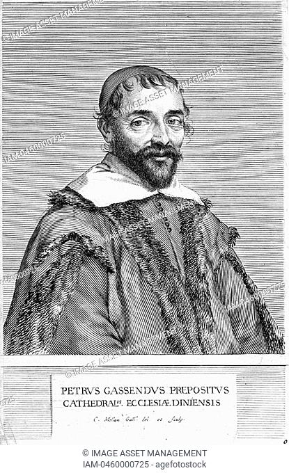 Pierre Gassendi 1592-1655 French philosopher and scientist, friend of Kepler and Galileo  Calculated velocity of sound in air with some accuracy  Engraving