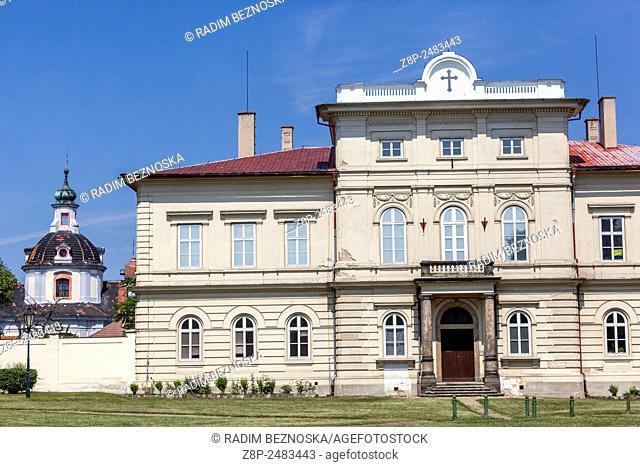Church of St. Wenceslas, Litomerice, Northern Bohemia, Czech Republic