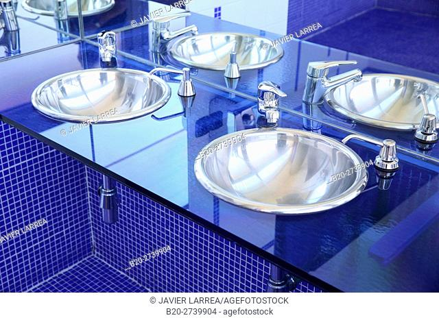 Washbasin, Sink, Toilette