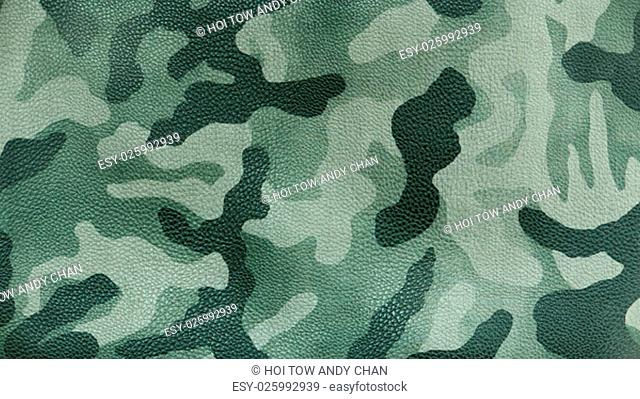 Green camouflage pattern fashion background