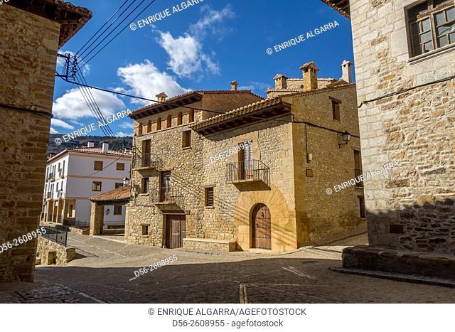 Iglesuela del Cid, Teruel province, Spain