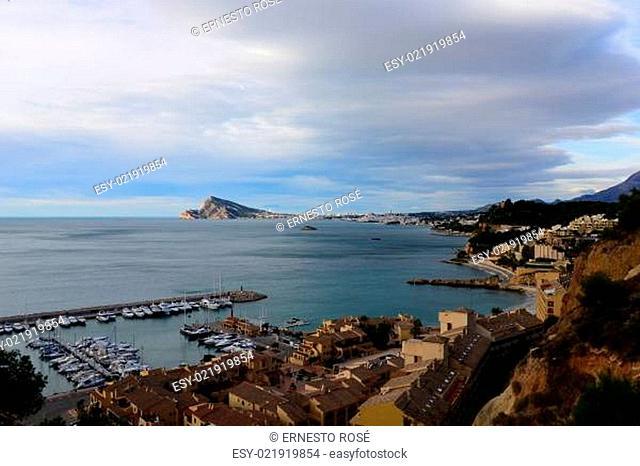 Altea – Albir – Benidorm - Spanien