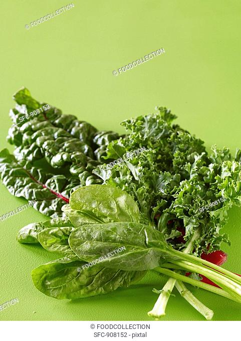 Mixed Fresh Greens