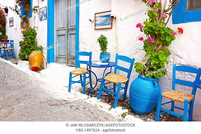 Kos Town, Kos, Dodecanese Islands, Greece