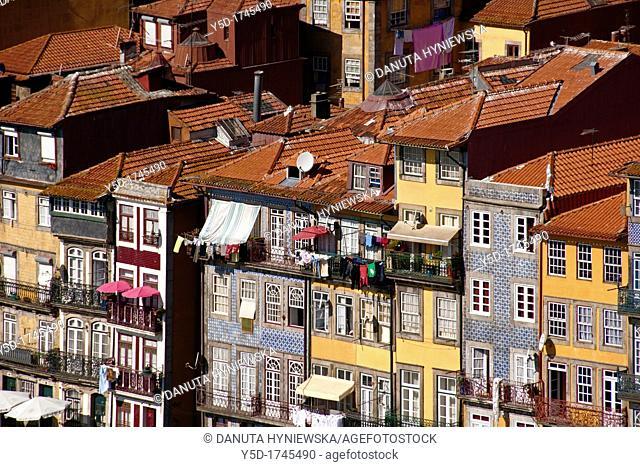 urban landscape, Porto, Portugal, Europe
