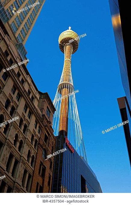 Sydney Tower, Sydney, New South Wales, Australia