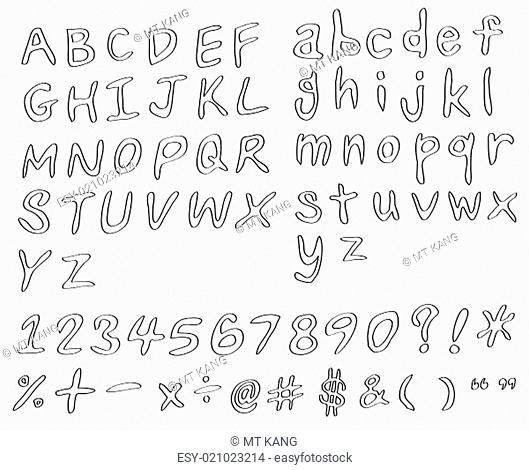 handwritting fonts