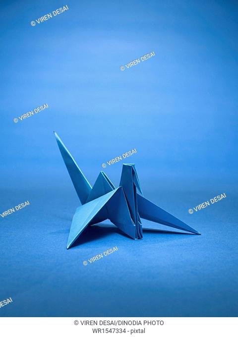 origami crane India