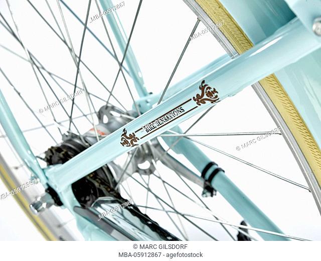 Bicycle, studio, detail