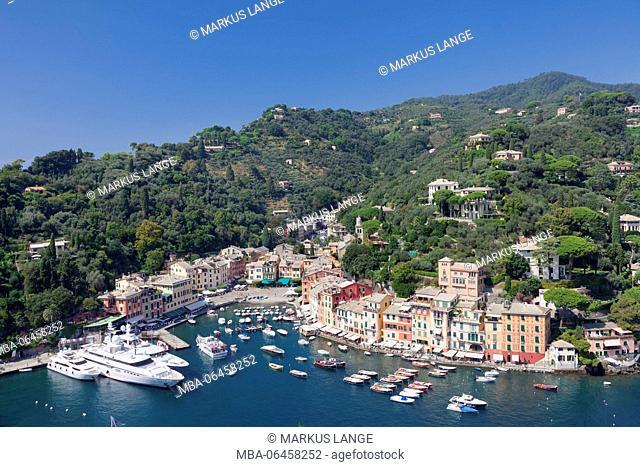 Portofino, Riviera di Levante, province Genoa, Liguria, Italy