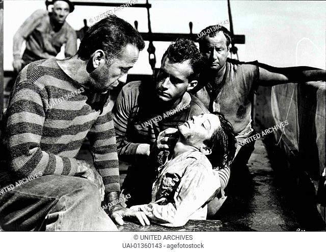 Fahrkarte Nach Marseille, Passage To Marseille, Fahrkarte Nach Marseille, Passage To Marseille, ?, Humphrey Bogart, Helmut Dantine, Billy Roy