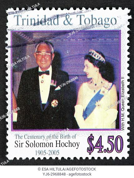 Trinidad and Tobago postage stamp
