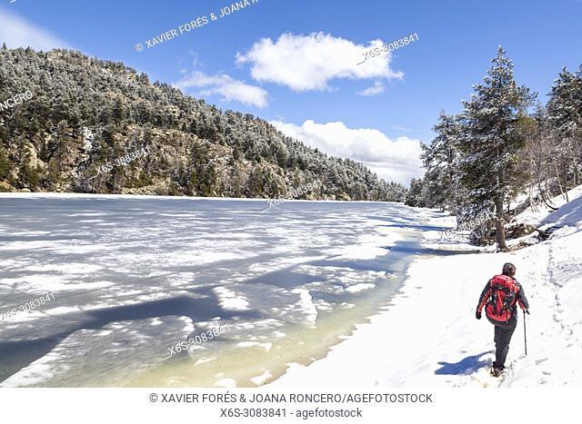 Estany Llarg, Lac des Bouillouses area, Pyrénées-Orientales, France