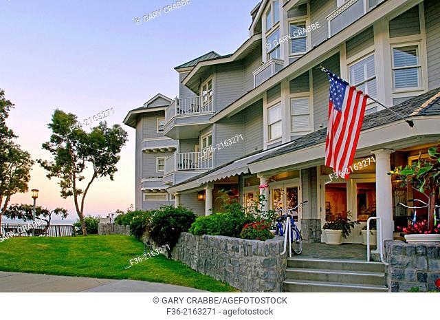 Blue Lantern Inn, Dana Point, Orange County, California