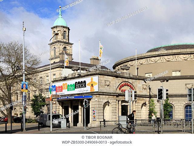 Ireland, Dublin, Ambassador Theatre