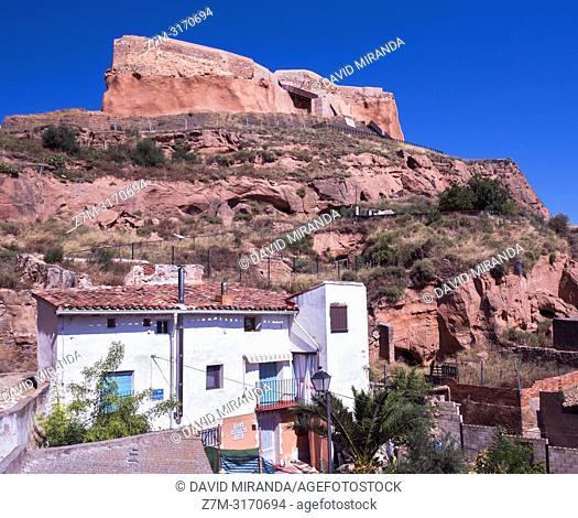 Castillo de Arnedo. La Rioja. Spain