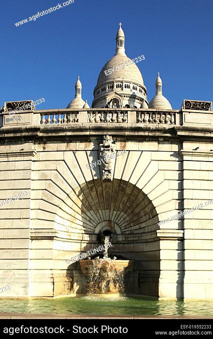 Sacré-Cœur de Montmartre Paris