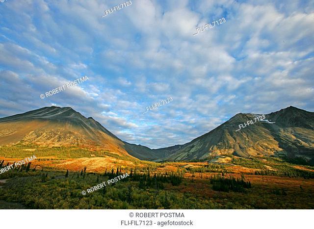 North Canol Road, Yukon