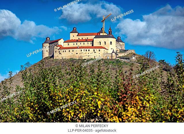 Castle Krasna Horka, Slovakia