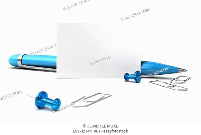 Business Communication Card