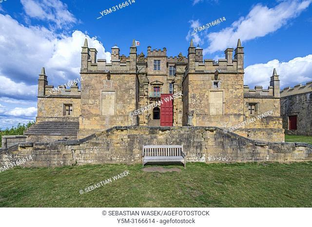 Bolsover Castle, Derbyshire, England, United KIngdom, Europe