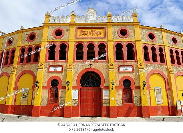 Bullring. Sanlúcar de Barrameda. Cádiz province. Andalusia. Spain