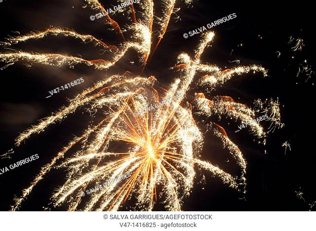 Fireworks, Italy