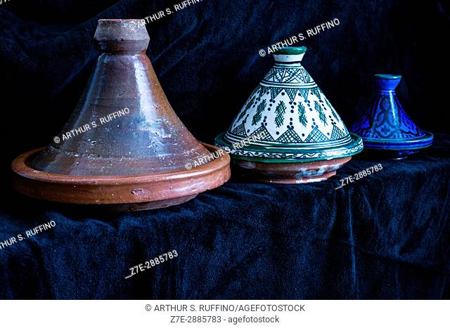 North African tagines