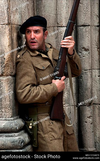Jean Dujardin Characters: Jean Claude Clermont Film: The Monuments Men (USA/DE 2014) Director: George Clooney 04 February 2014