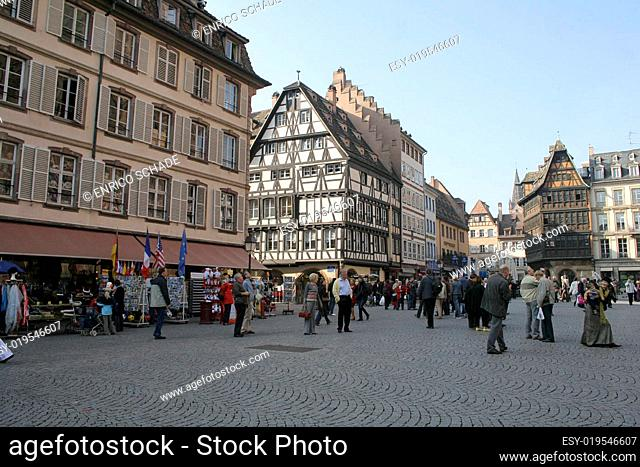 Am Straßburger Dom