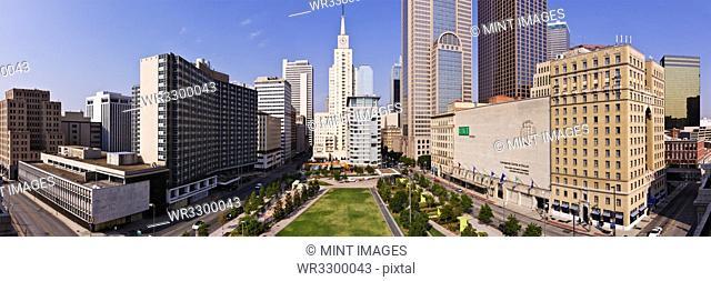 Cityscape, Dallas, Texas, United States