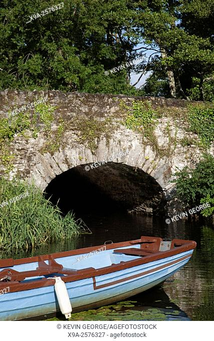 Stone Bridge in Killarney National Park, County Kerry; Ireland