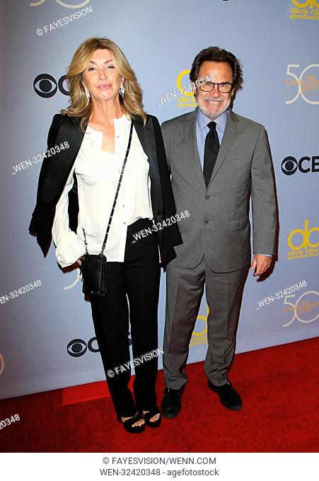 CBS' 'The Carol Burnett Show 50th Anniversary Special' - Arrivals Featuring: Dennis Miller, Carolyn Espley Where: Los Angeles, California