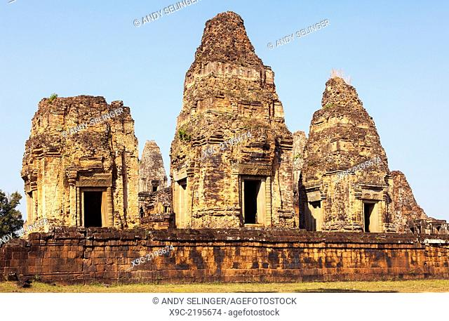 Pre Rup Temple, Angkor, Cambodia