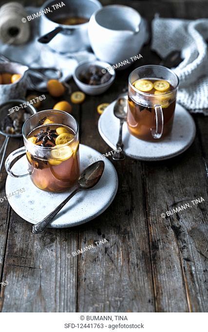 Kumquat punch