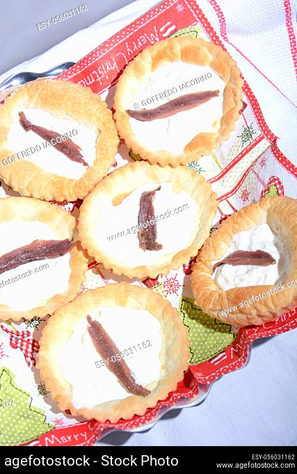 fine pastry original sweet Italian gourmands