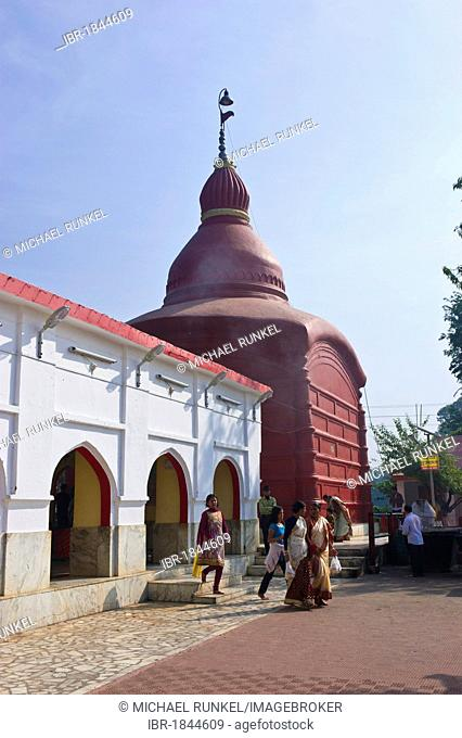 Tripura Sundari Temple, Matabari, Tripura, Northeast India, India, Asia