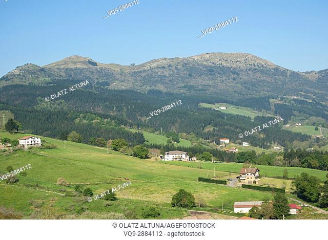 Urola Valley, Basque Country