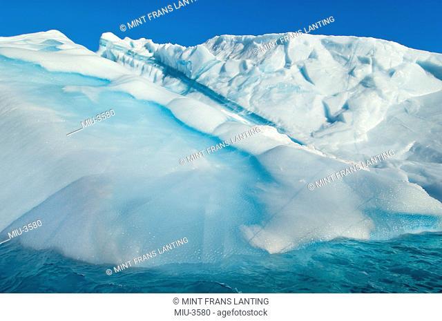 Iceberg, Scoresby Sound, East Greenland