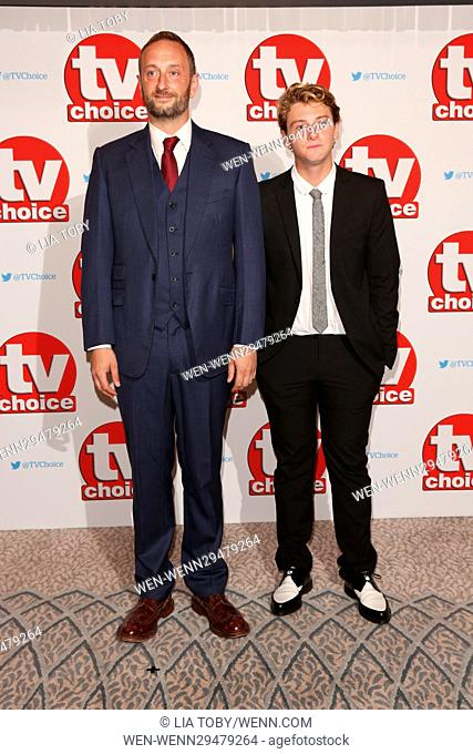The TV Choice Awards 2016 held at the Dorchester - Arrivals Featuring: Guest Where: London, United Kingdom When: 05 Sep 2016 Credit: Lia Toby/WENN.com