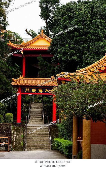 Rinzai Buddhism Temple