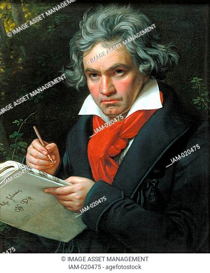 Ludwig van Beethoven 16 December 1770- 26 March 1827 was a German composer and pianist. He was a crucial figure in the transitional period between the Classical...