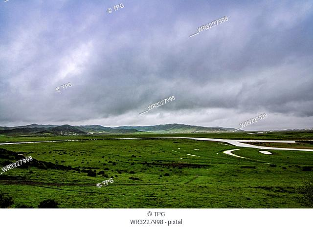 Hongyuan Moon Bay;China