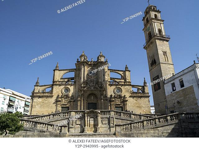 Cathedral of Jerez de la Frontera, Andalucia, Spain