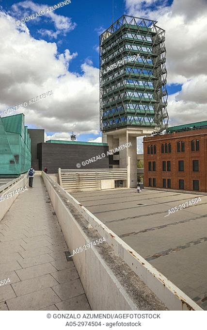 The Valladolid Science Museum , Valladolid, Castilla y Leon, Spain
