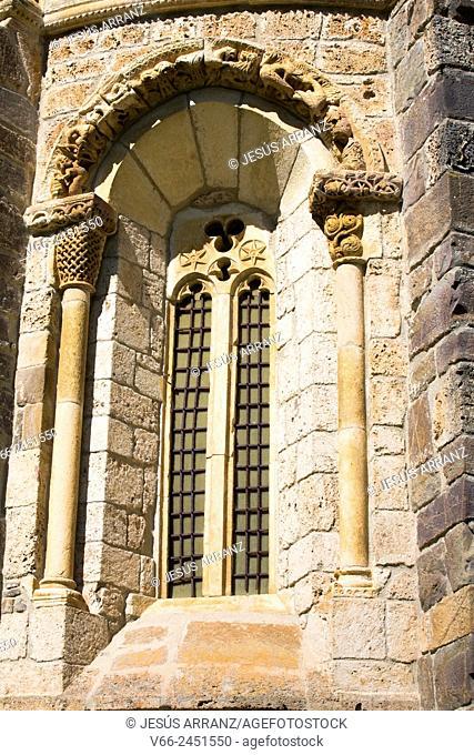 Iglesia de Santa María (11th century), Piasca, Valle de Liébana, Cantabria, Spain