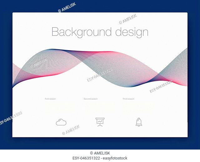 Futuristic user interface. UI Technology background. Spaceship hightech screen concept. Vector illustration
