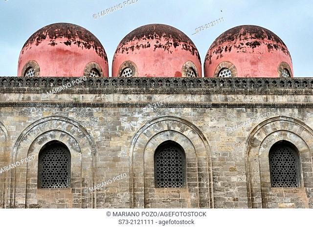 San Cataldo cupula, Palermo, Sicily, Italy