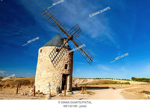 This is in part due to the region's most famous - but fictitious - son, the world renowned Don Quixote. Villarubio, Cuenca, Spain
